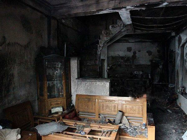 Vụ cháy nhà 4 người tử vong: Hàng xóm nói gì