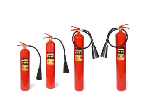 Bình chữa cháy C02