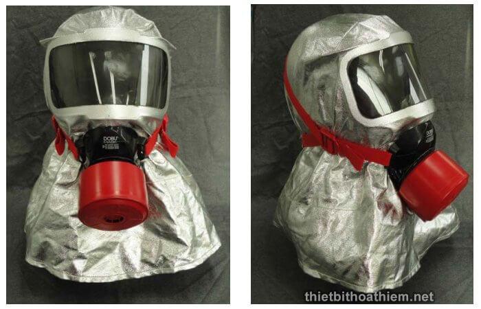 Mặt nạ phòng khói Hàn Quốc Dobu CM119 Pro